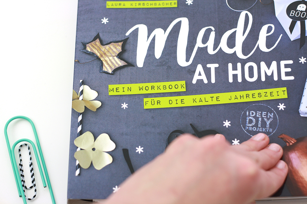Buchtipp: Made at Home aus dem Umschau Verlag | Rezension DIY Buch | piecesforhappiness.de
